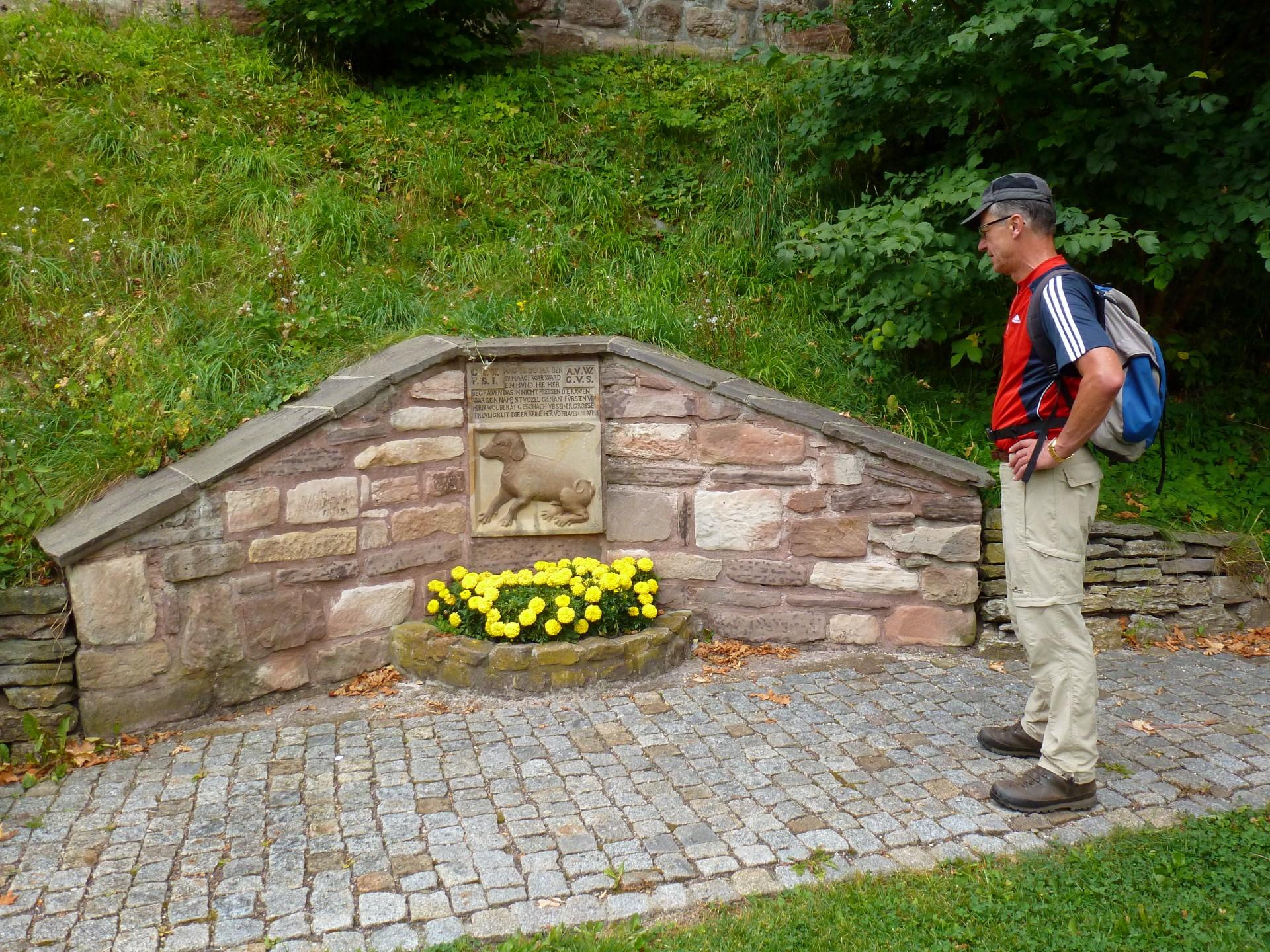 Winterstein - wo der Hund begraben ist