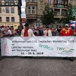 Einladung zum 118. Deutschen Wandertag 2018 in Detmold